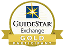 Guidestar Gold Logo & Icon